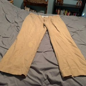 RALPH LAUREN Men's Khaki Dress Pants. Size 40x30